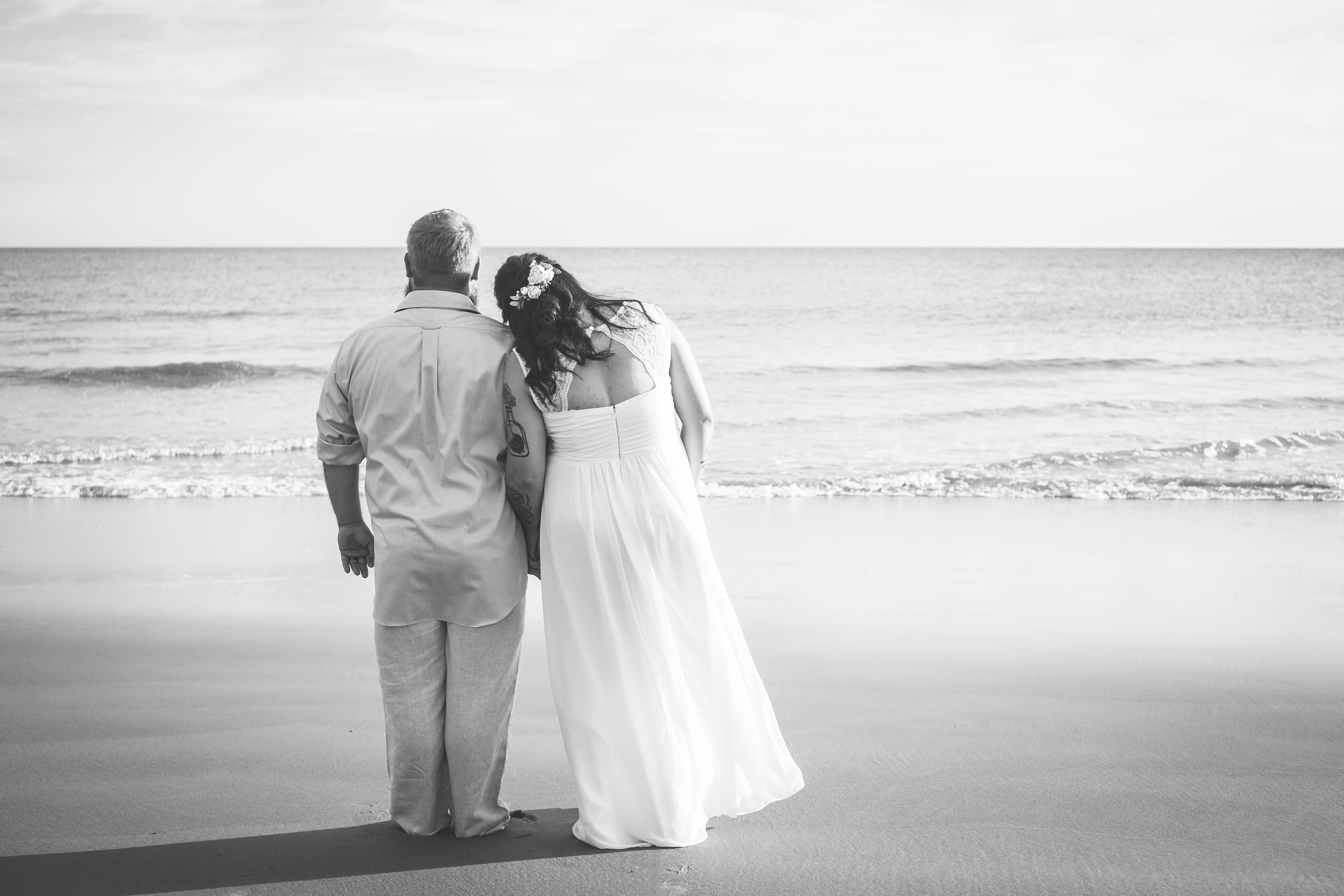 Allison and Jay\'s Wedding at Bald Head Island, NC - Pait Photography